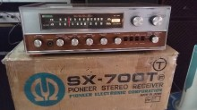 Amply pioneer sx-700T